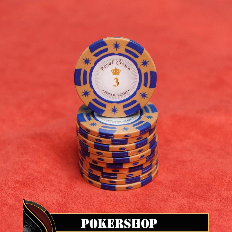 keramik pokerchips