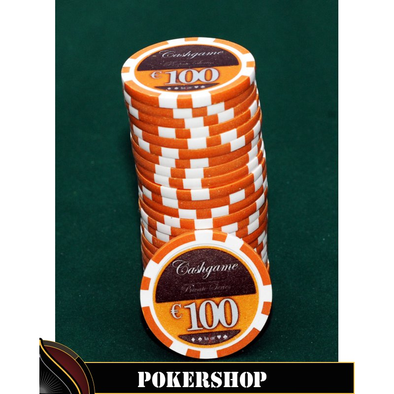 cash game pokerchips