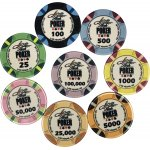 Personal WSOP Chips