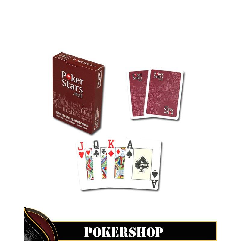 Plastikkarten f r poker 7 90 for Pokerstars tisch design