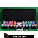 Pokerset Ceramics - Crown Cashgame NL100