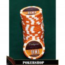 Pokerchip LAZAR - Cash Game 100 EUR