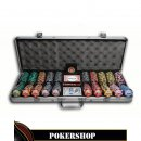 Pokerset - Royal Flush 500 - dark