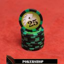 Pokerchip - Royal Flush 25 - dark
