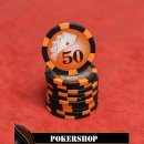 Pokerchip - Royal Flush 50 - dark