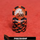 Pokerchip - Royal Flush 500 - dark