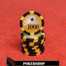 Pokerchip - Royal Flush 1000 - dark