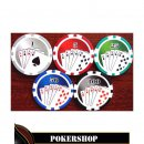Pokerchip - Royal Flush 5