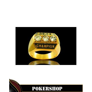 Ring -  Champion gold - 60 mm