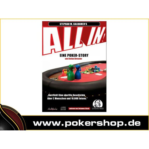 ALL IN - eine Poker-Story, Hörbuch