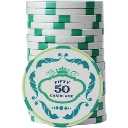 Ceramics - Crown Cashgame 50