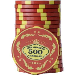 Ceramics - Crown Cashgame 500