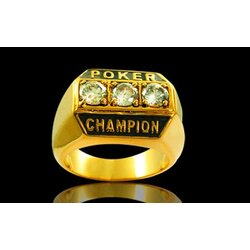 Ring -  Champion Gold - 60