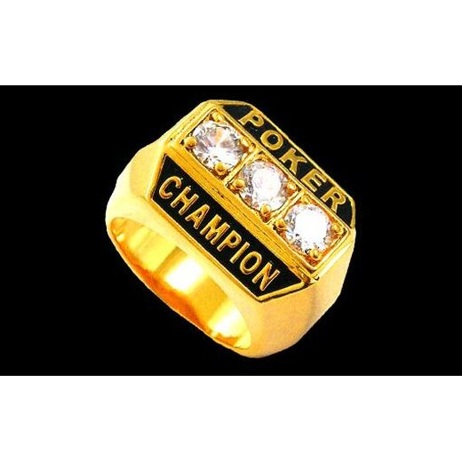 Ring -  Champion Gold - 64