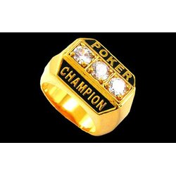 Ring - Champion Gold - 62