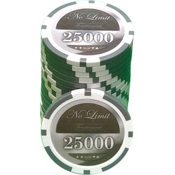 Pokerchip LAZAR - No Limit 25.000