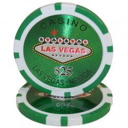 Pokerchip - Las Vegas 25