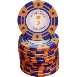Pokerchip - Royal Crown -  3