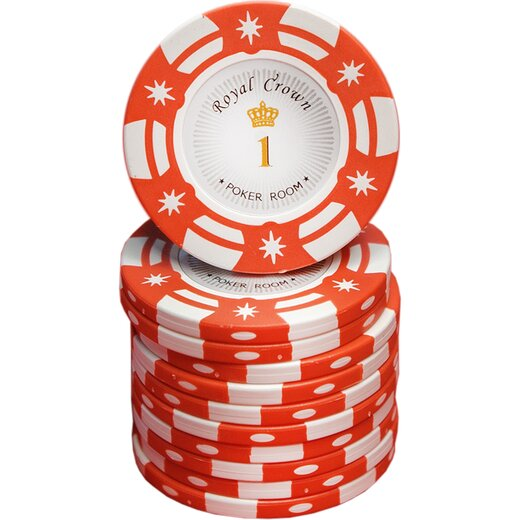 Pokerset Royal Crown 500 - Premium  MIX IT