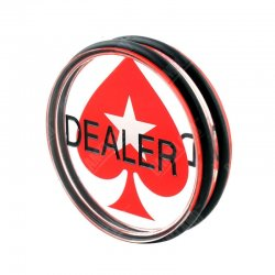 Dealer Button - Pokerstars