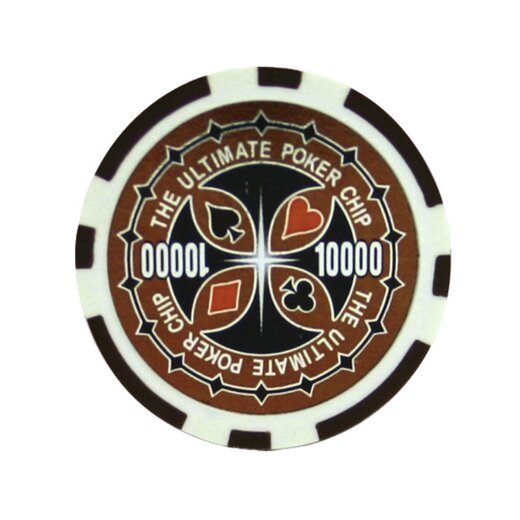Poker Chip Set - Ultimate 500