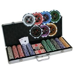 Poker Chip Set - Ultimate 500 - MIX IT