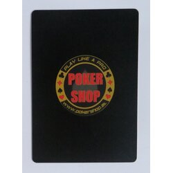 Cut Card - POKERSHOP schwarz