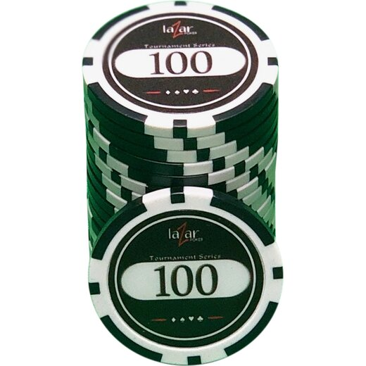Pokerset LAZAR - Tournament Series 1000