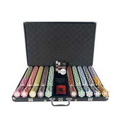 Pokerset Royal Crown 1000 - MIX IT