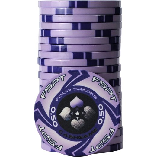 Pokerset Ceramics - FSPT Cashgame 1000 - MIX IT