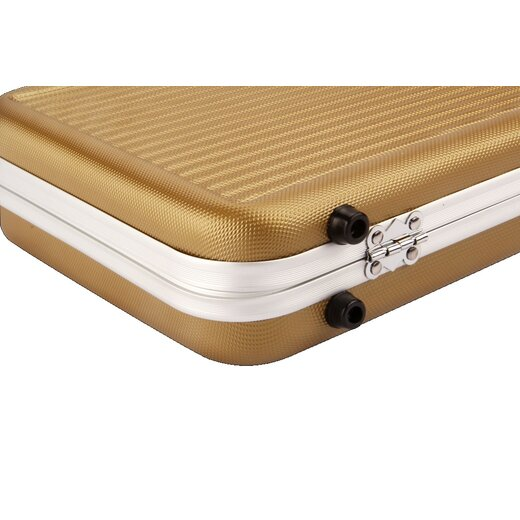 Chipkoffer - Case Deluxe 300 gold