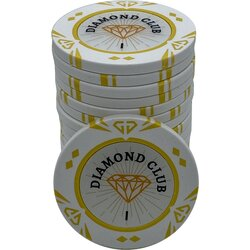 Pokerchip - Diamond Club 1