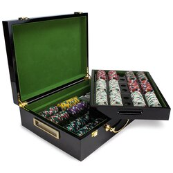 Pokerset Poker Knights 500 MIX IT - Deluxe Version