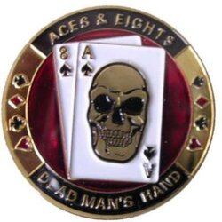 Card Guard - Aces & Eights