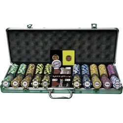Pokerset Monte Carlo 300 - Premium MIX IT