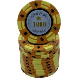 Pokerchip - Royal Crown  1000