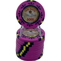 Pokerchip -The Nuts 5.000