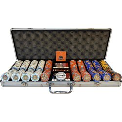 Pokerset - The Nuts Cashgame 500