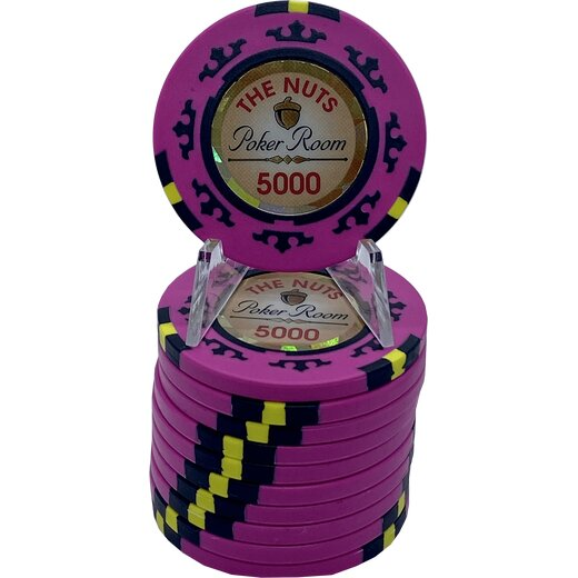 Pokerset - The Nuts Turnier 1000