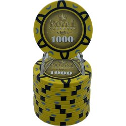 Pokerchip - Royal Cardroom 1000