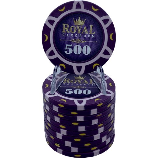 Pokerset - Royal Cardroom 500 MIX IT