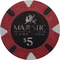 Pokerchip - Majestic 5