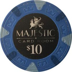 Pokerchip - Majestic 10
