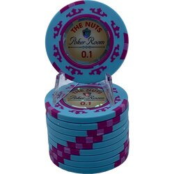 Pokerchip -The Nuts 0,1