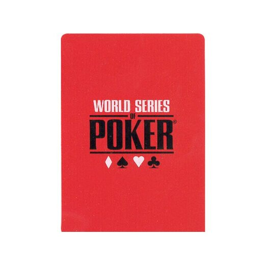 Cut Card - WSOP red