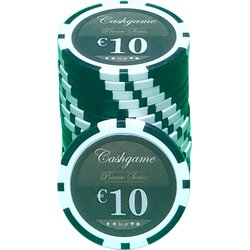 Pokerchip LAZAR - Cash Game 10 EUR