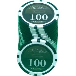 Pokerchip LAZAR - No Limit 100