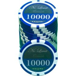 Pokerchip LAZAR - No Limit 10.000