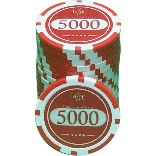 Pokerset LAZAR - Tournament Series 500