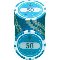 Poker Chip LAZAR - Tournament Series 50